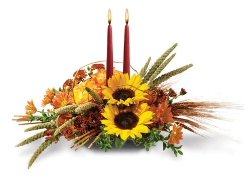 JAC Autumn Harvest Centerpiece