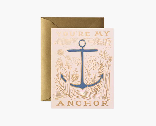 RPC You\'re My Anchor
