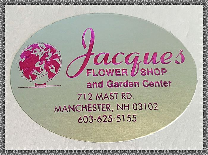 JQ Jacques Gift Certificate