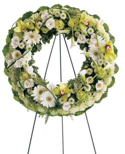 1F Wreath of Remembrance