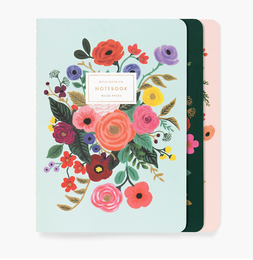 RPC Garden Party Notebook Set
