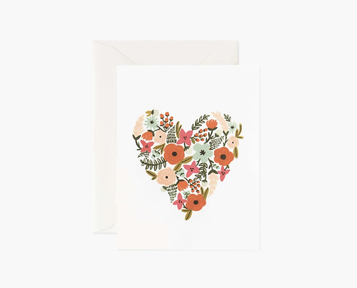 RPC Floral Heart